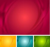 Abstract bright wavy backgrounds Royalty Free Stock Photo