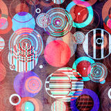Abstract brightness background Royalty Free Stock Photos