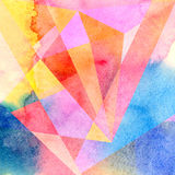 Abstract brightness background Stock Images
