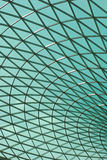 Abstract British Museum Royalty-vrije Stock Fotografie