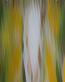 Abstract broad strokes yellow and green. Abstract broad strokes of type painted wood yellow and green Royalty Free Stock Photography