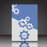 Abstract A4 brochure flyer background eps10 illustratio. N 2 stock illustration