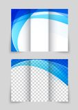 Abstract brochure Royalty Free Stock Images