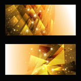 Abstract brochures Stock Photo