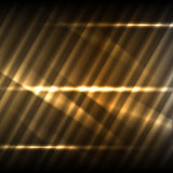 Abstract bronze background. Abstract background with shined bronze surface vector illustration