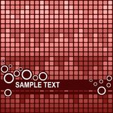 Abstract brown background. With space for your text Stock Image