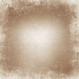 Abstract brown background Stock Photography