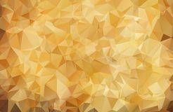 Abstract Brown Background of geometric shapes. Polygonal Mosaic Background, Low Poly Style, Retro triangle background. Colorful mo. Saic pattern. Vector vector illustration