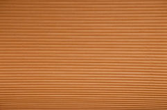 Abstract Brown Background Horizontal Lines. Background of horizontal lines of light brown, cellular blinds filling the screen Royalty Free Stock Photos