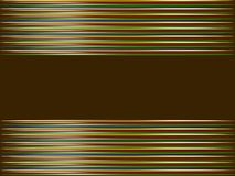 Abstract chocolate background. Abstract brown background with horizontal wide stripe in the middle for your inscription Royalty Free Stock Photos