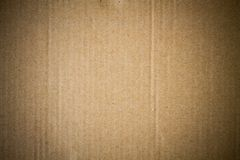 Abstract brown cardboard. royalty free stock photos