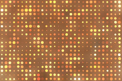 Abstract brown circle background Royalty Free Stock Images