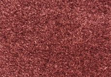 Abstract brown felt texture Stock Image