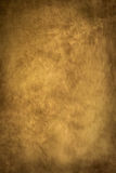 Abstract brown grungy old canvas backdrop Royalty Free Stock Photos