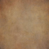 Abstract brown hand-painted vintage background Royalty Free Stock Photography