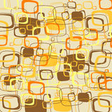 Abstract brown illustration. Vector Stock Images