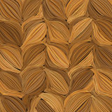 Abstract brown painted background stylized wheat Royalty Free Stock Photo