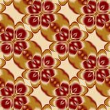 Abstract brown pattern. Texture background. Stock Photos