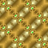Abstract brown pattern. Texture background. Stock Photography