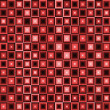 Abstract brown plaid background Stock Images
