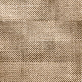 Abstract brown sackcloth texture as background Stock Photography