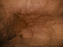 Abstract brown shaded textured background. paper grunge background texture. background wallpaper. royalty free stock photography