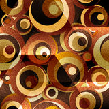 Abstract brown textured background Royalty Free Stock Photos