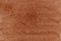 Abstract brown watercolor background Stock Photos
