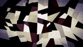 Abstract bruin wit het patroonbehang van de room zwart kleur royalty-vrije stock foto