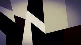Abstract bruin wit het patroonbehang van de room zwart kleur royalty-vrije stock afbeelding