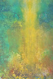 Abstract brush painting Stock Photography