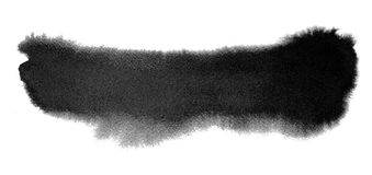 Abstract brush watercolor. Abstract hand painted watercolor background Stock Illustration