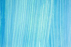 Abstract cyan hand painted background Royalty Free Stock Images