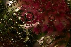 Abstract bubble art Stock Photos
