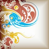Abstract Bubble Background 2 Stock Photo
