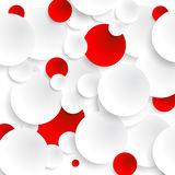Abstract bubble background Royalty Free Stock Photography
