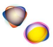Abstract bubbles Stock Photos
