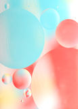 Abstract Bubbles Royalty Free Stock Photos