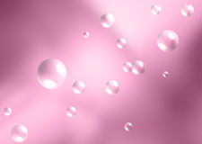 Free Abstract Bubbles Background Stock Photography - 25117182