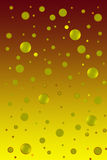 Abstract bubbles background Stock Images
