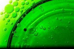 Abstract Bubbles Of Water Stock Photography