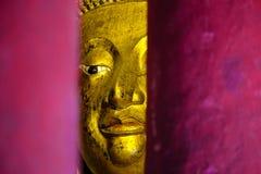 Abstract Buddha statue Royalty Free Stock Photos