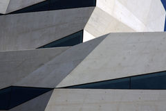 Abstract building Stock Photos