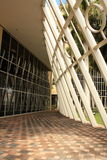 Abstract Building. Picture of abstract building interior Royalty Free Stock Image