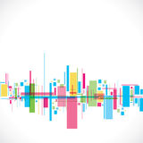 Abstract building background Royalty Free Stock Image