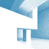 Abstract Building Background Royalty Free Stock Photos