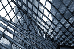 Abstract building construction Royalty Free Stock Image
