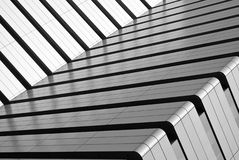 Abstract building exterior Stock Image
