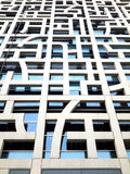Abstract building exterior Stock Photography