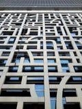 Abstract building exterior Royalty Free Stock Photos